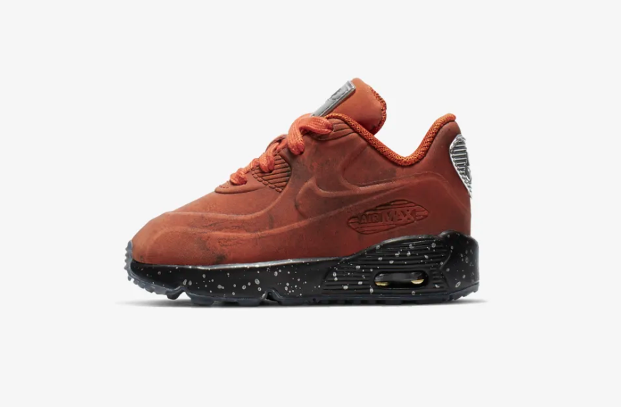 newest 43d0a 2df6a Nike Air Max 90 Mars Landing Arriving In Extended Sizes ...