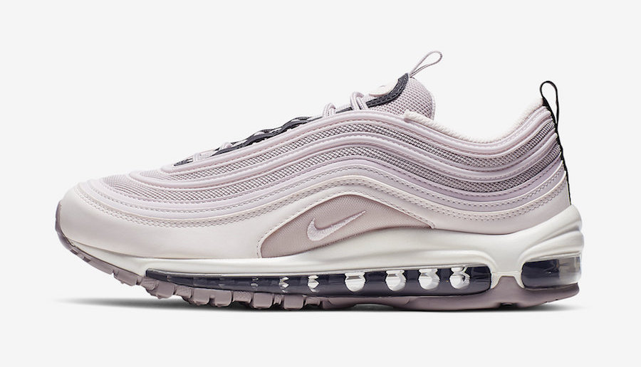 low priced d47d8 44f4c Official Images: Nike WMNS Air Max 97 Pale Pink ...