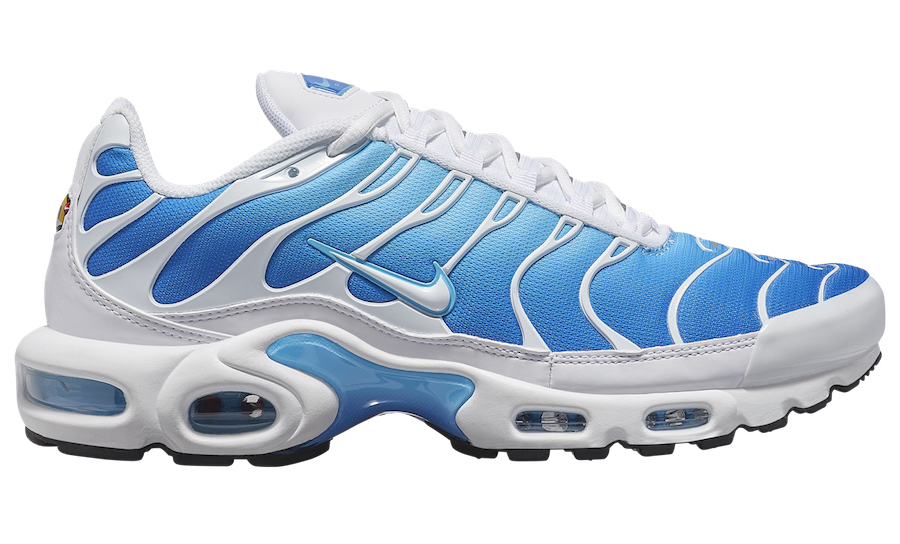 This Colorway On The Nike Air Max Plus Can Match The Sky