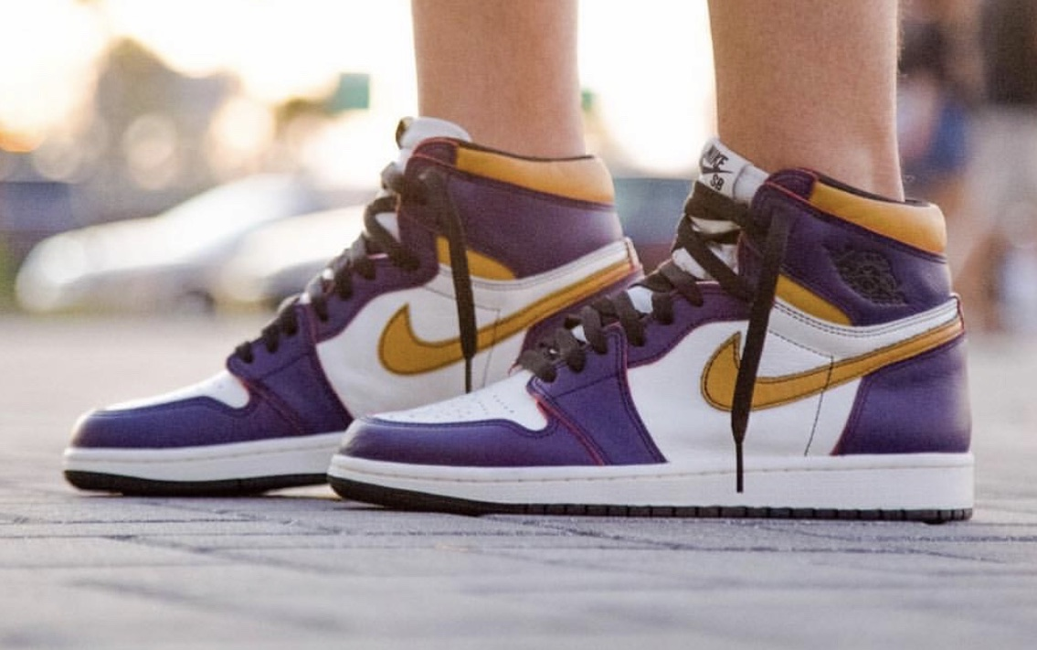 Valle vida Pulido  Nike SB x Air Jordan 1 Retro High OG Court Purple Releasing This Spring •  KicksOnFire.com
