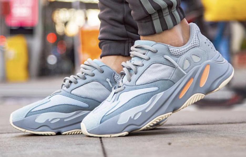 Get The adidas Yeezy Boost 700 Inertia