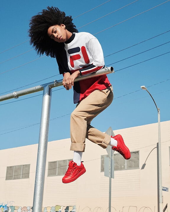 Available Now: FILA Disruptor Future Collection