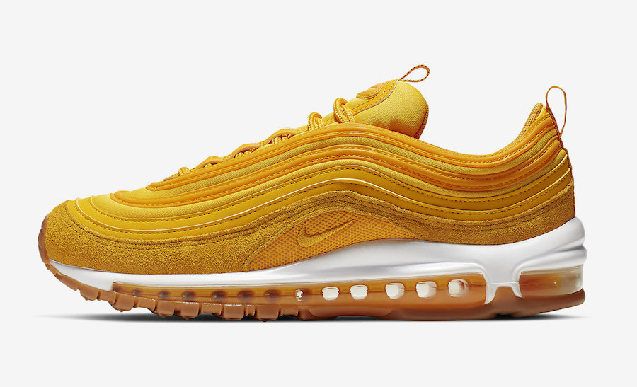 Coming Soon: Nike WMNS Air Max 97 University Gold ...