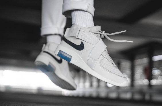 Get The Nike Air Fear Of God Raid Light