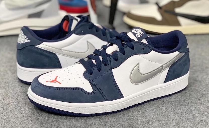 Nike SB x Air Jordan