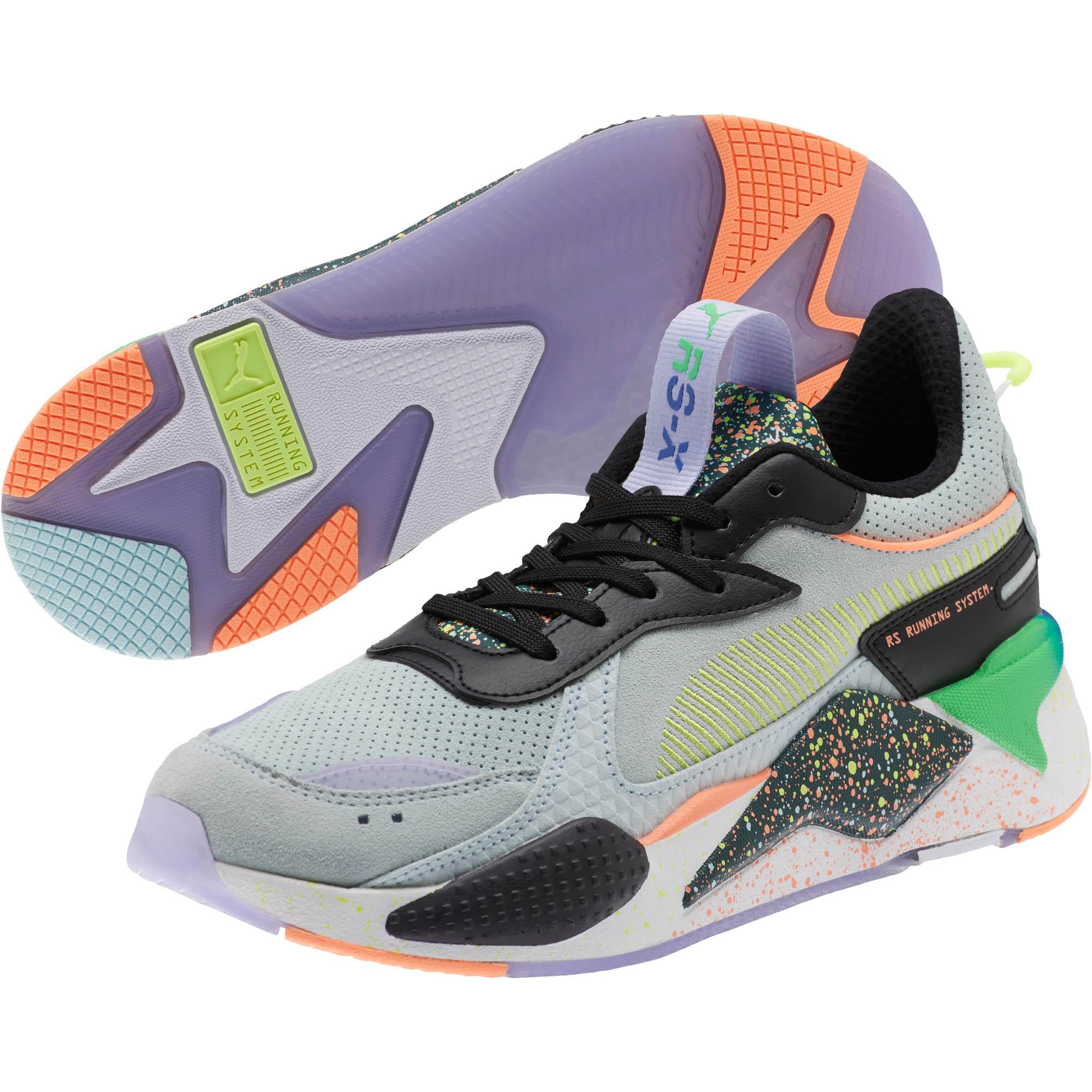 Puma RS-X Bold 372715-05 Herren Schuhe Mehrfarbig Sneakers