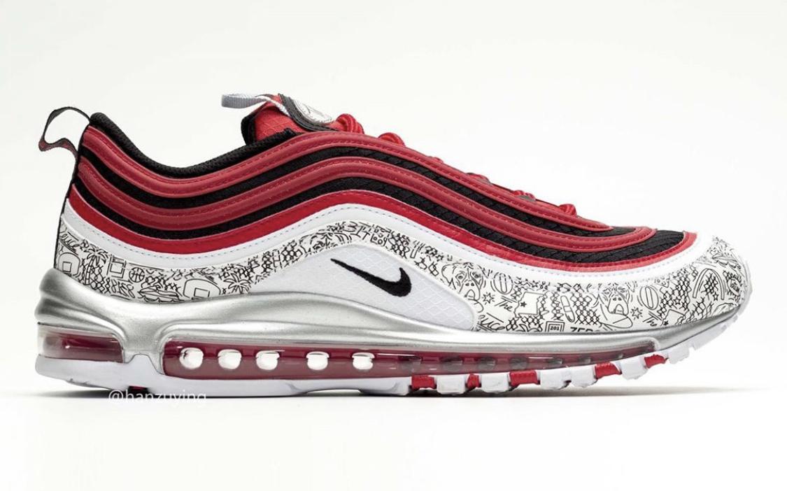 Jayson Tatum Nike Air Max 97 Release Info |