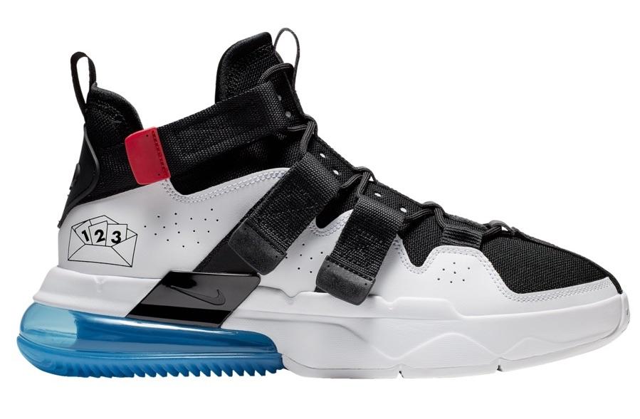 Nike Air Edge 270 White Black
