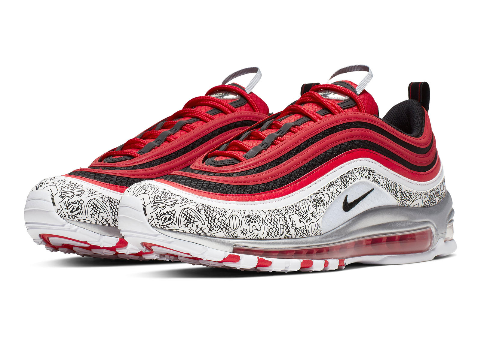 nike shoes air max 97 red