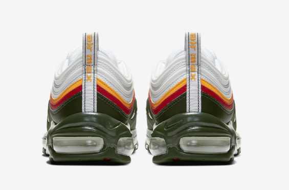 size 40 43eca e231f A New Olive Green Colorway Of The Nike Air Max 97 ...