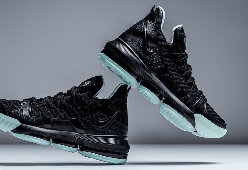 Nike LeBron 16 Glow in the Dark Early