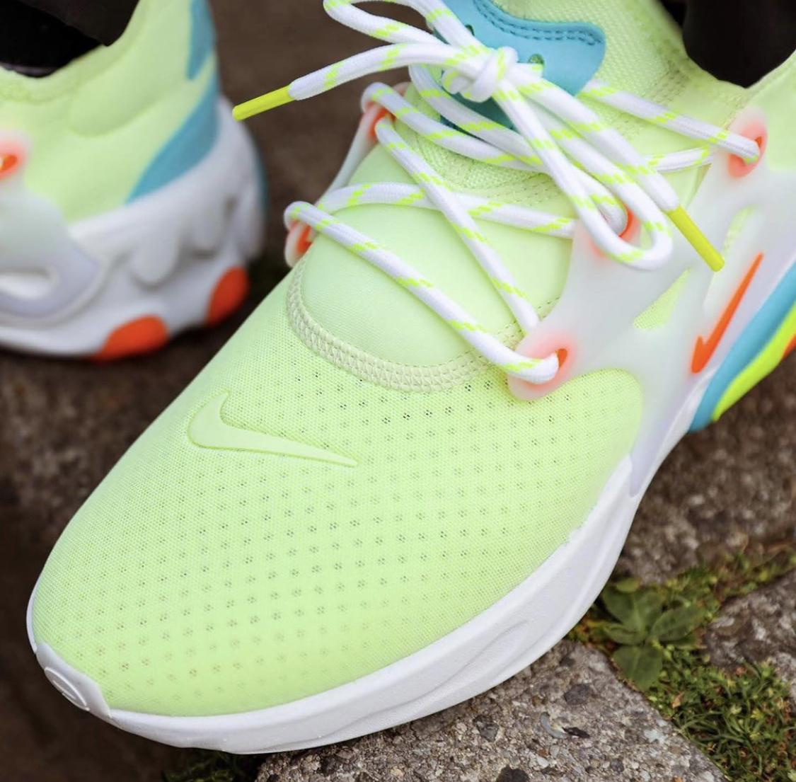 976ed695d03 Shop The Nike React Presto Psychedelic Lava Early Here • KicksOnFire.com
