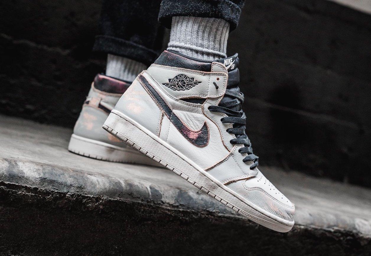Get Ready Nike SB x Air Jordan 1 Retro