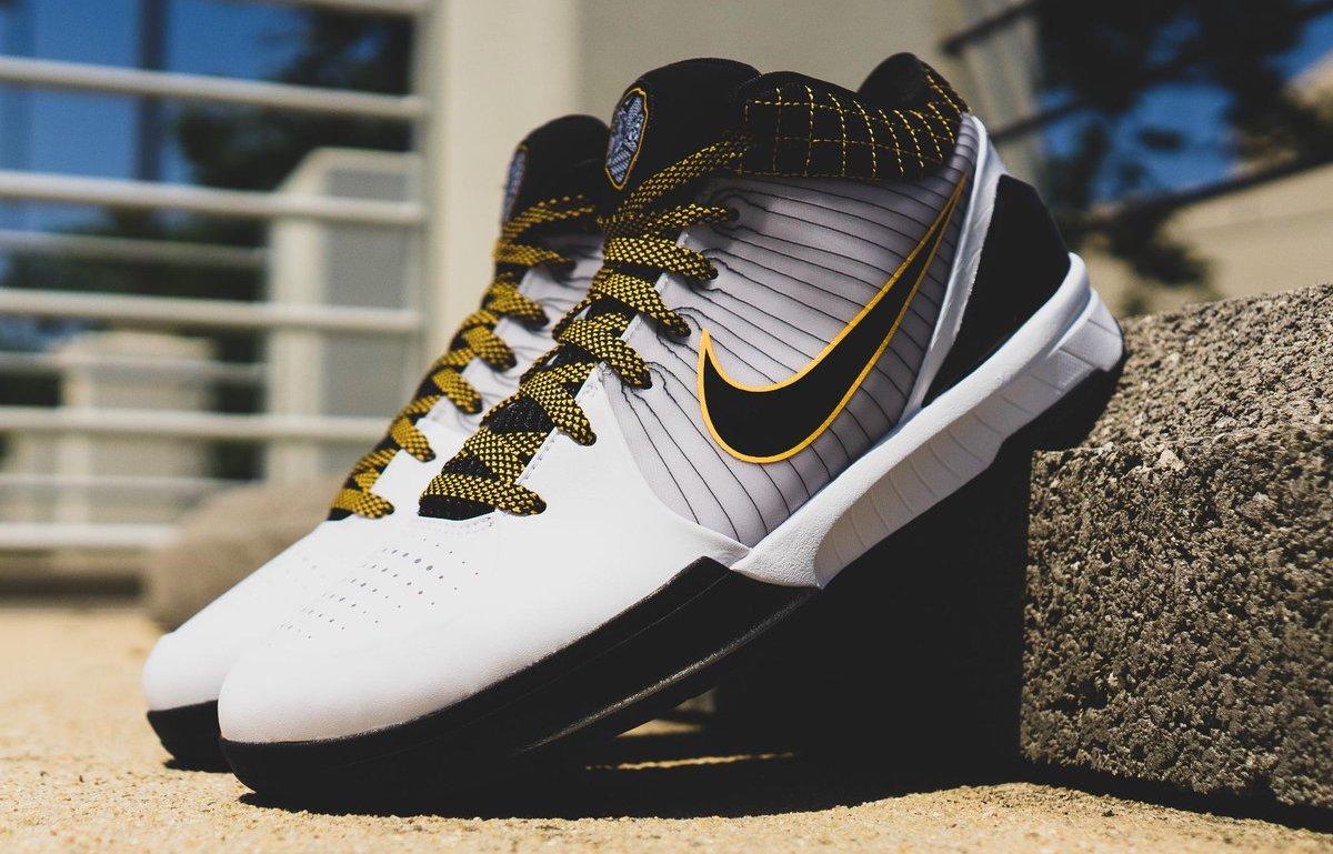 wholesale dealer 03759 dd174 Nike Zoom Kobe 4 Protro Del Sol Releasing This Week