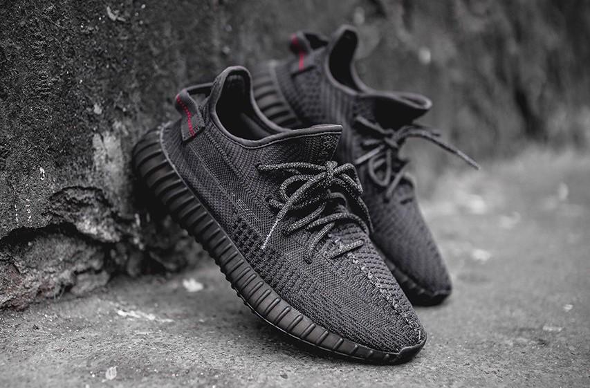 Adidas Yeezy Boost 350 V2 Black Arriving Later This Week Kicksonfire Com
