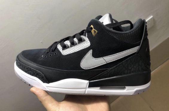 Is The Air Jordan 3 Tinker Black Cement