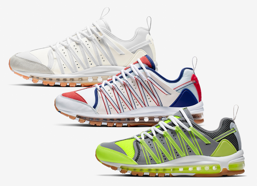 CLOT x Nike Air Max 97/Haven Collection