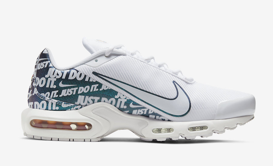 pick up 9f456 638d2 Coming Soon: Nike Air Max Plus TN SE Just Do It ...