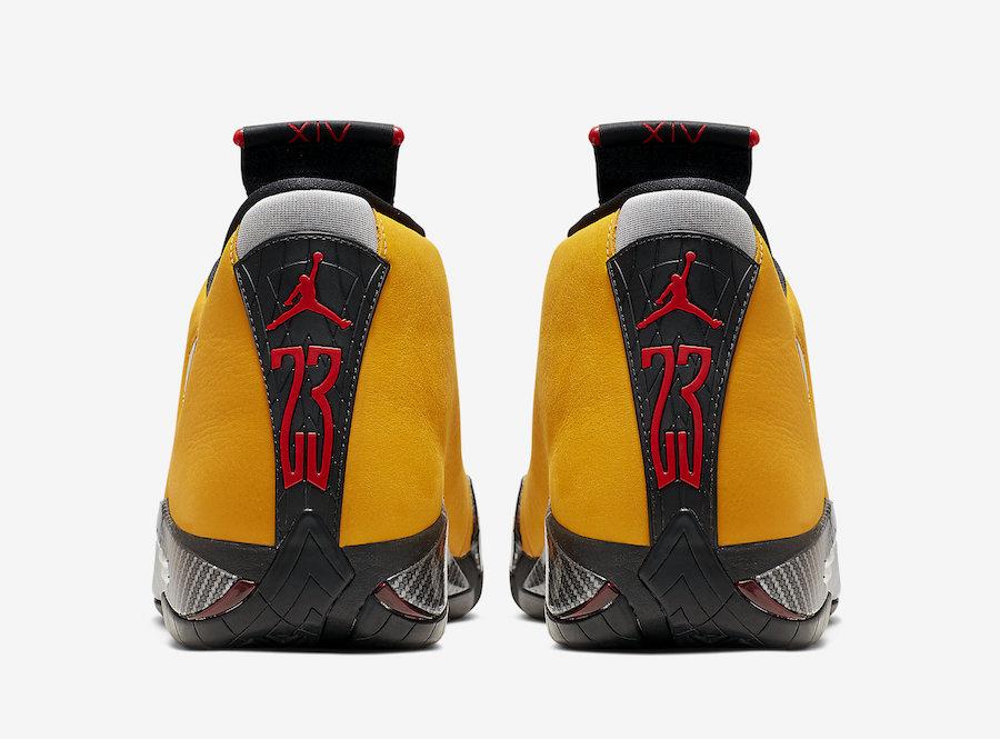 new style 480c3 9b4de Air Jordan 14 Reverse Ferrari (Yellow Ferrari) • KicksOnFire.com