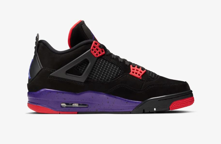 various colors 284f0 6f932 Did You Cop Drake's Air Jordan 4 Raptors PE? • KicksOnFire.com
