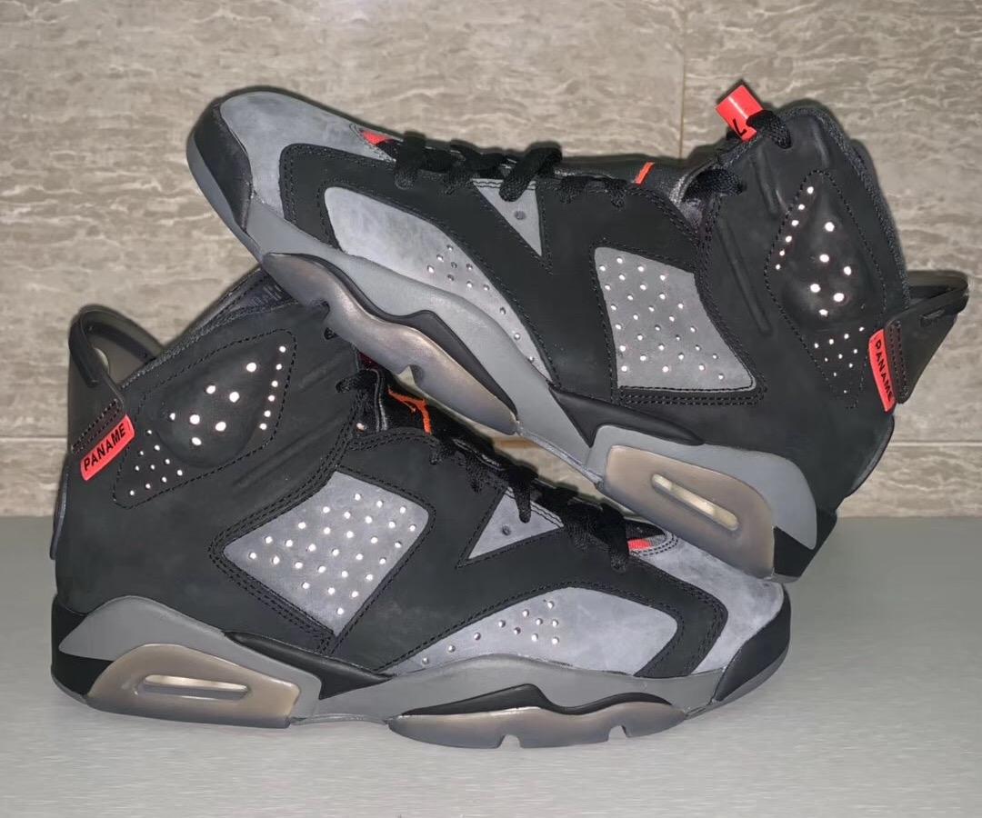 detailed look e5f25 d6c78 Air Jordan 6 PSG • KicksOnFire.com