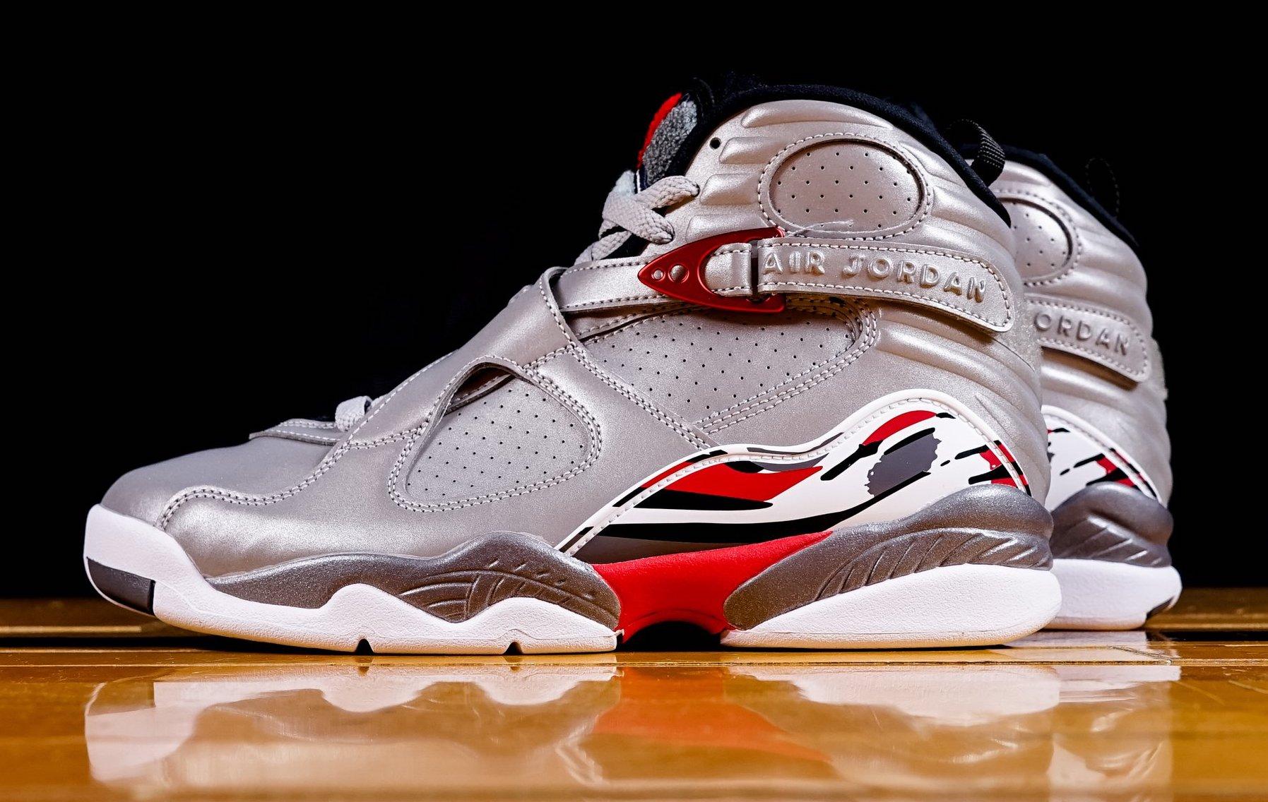 Air Jordan 8 Reflections of a Champion