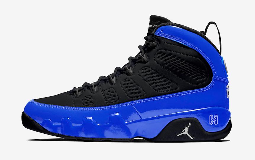 Air Jordan 9 Racer Blue Dropping Next