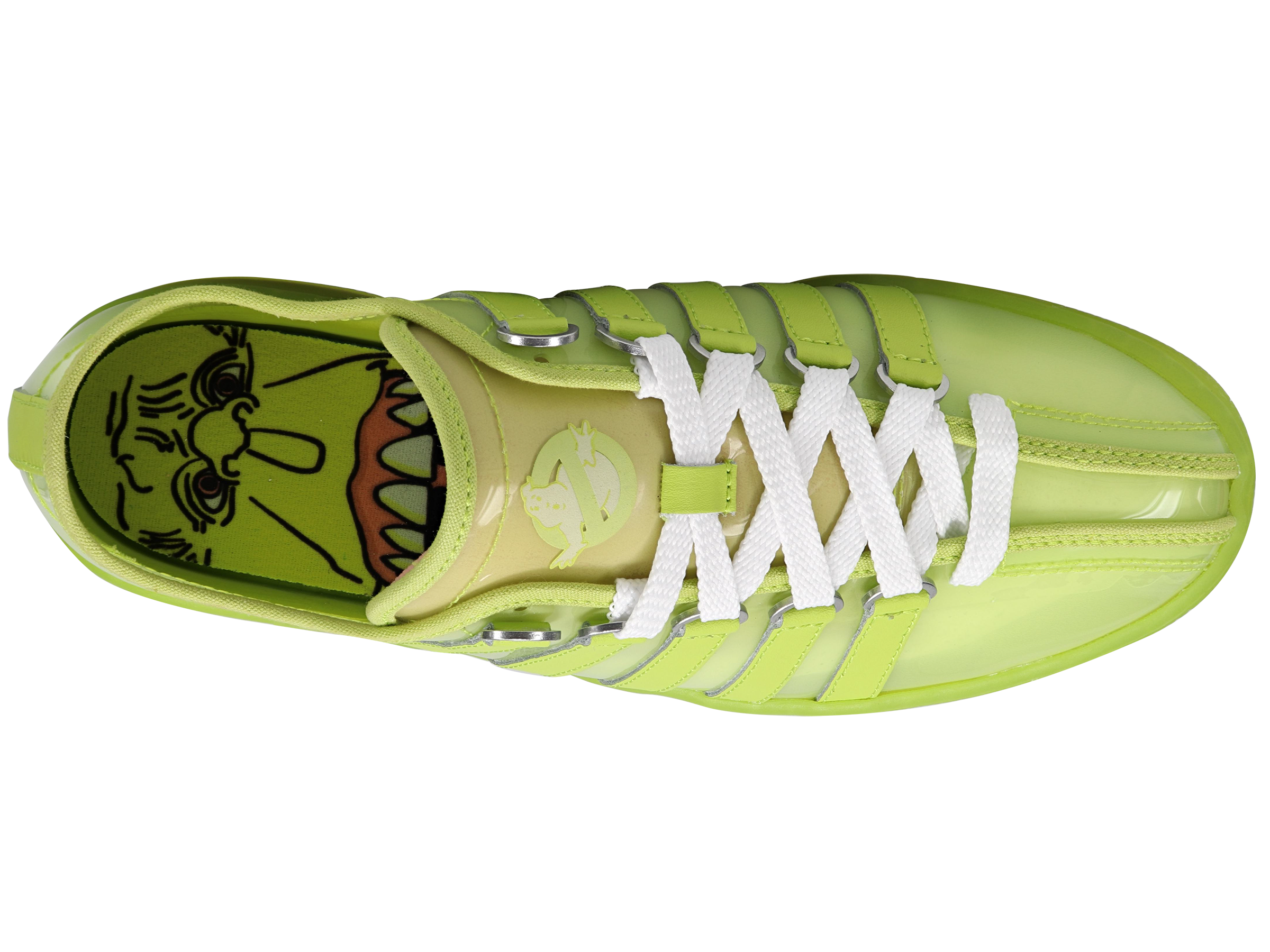 low priced ef6a2 bf249 Ghostbusters x K-Swiss Collection Commemorates 35th ...