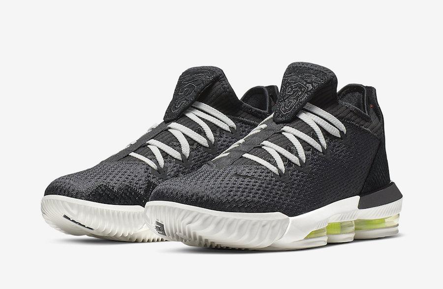 Nike LeBron 16 Low Air LBJ