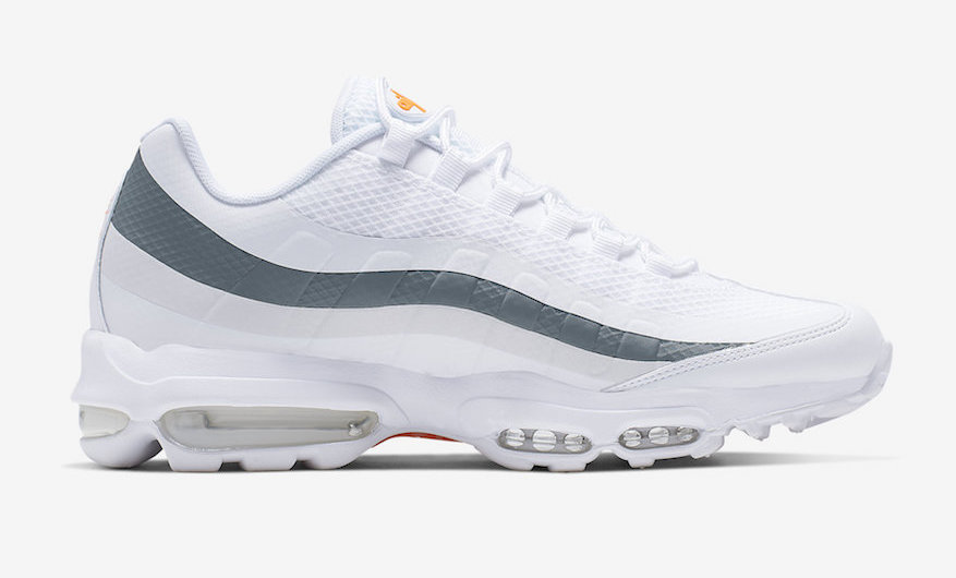 brand new 21282 aa2da Stay Fresh This Summer With The Nike Air Max 95 Ultra White ...