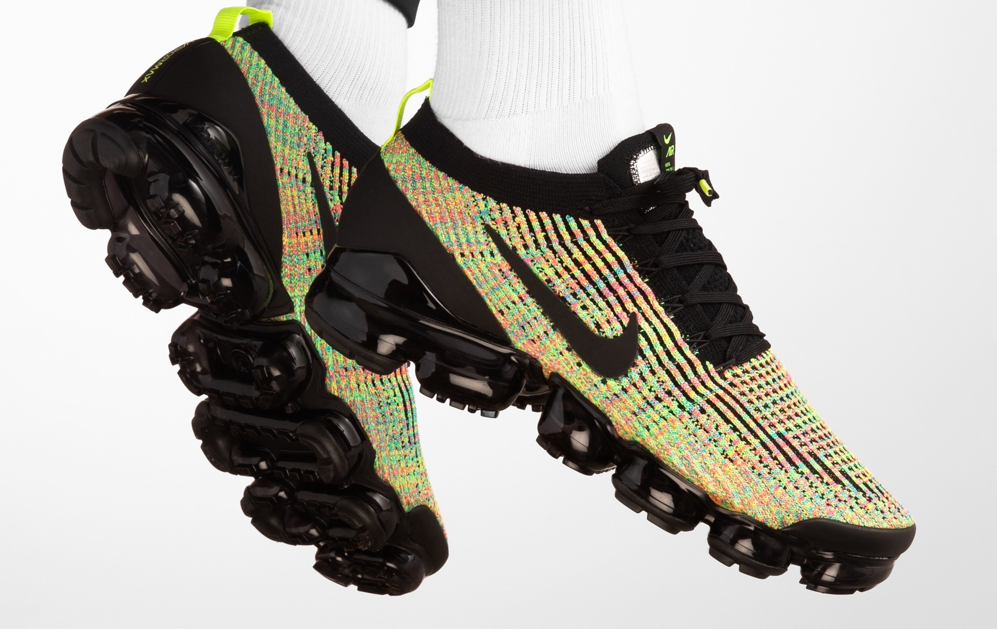 promo code 627ca c7838 Shop The Nike Air VaporMax 3 Multicolor Here • KicksOnFire.com