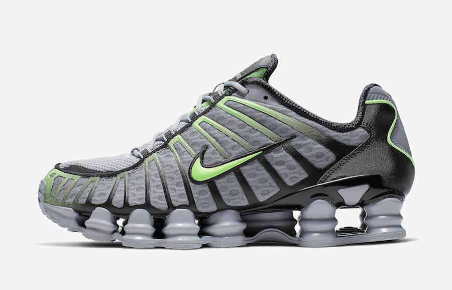 Lime Blast Makes This Nike Shox TL Pop • KicksOnFire.com