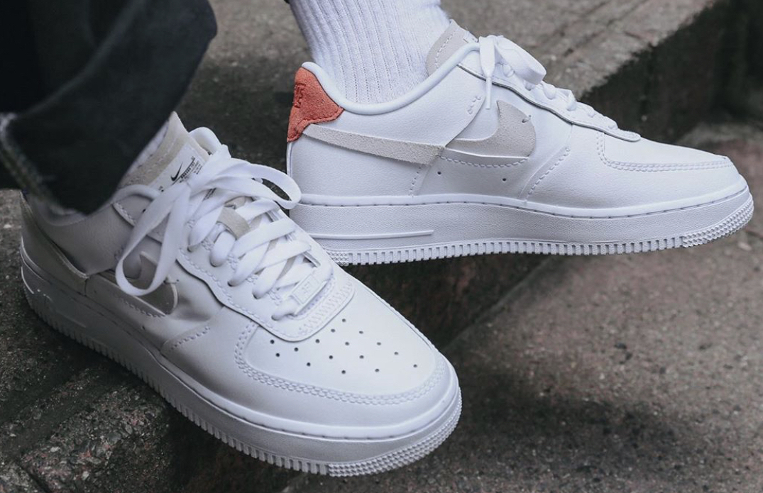 uk availability dfa9c db778 The Deconstructed Nike WMNS Air Force 1 Low Vandalized Is ...