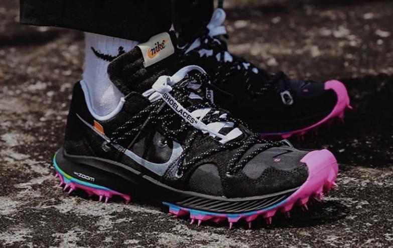 x Nike WMNS Zoom Terra Kiger 5 Black