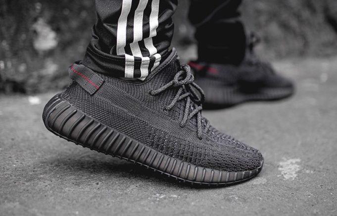 yeezy 750 v2 black