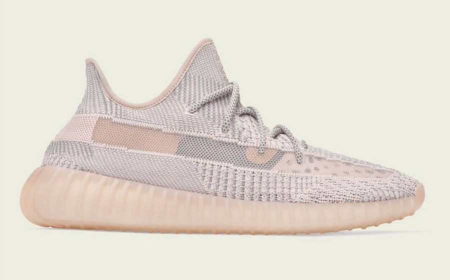yeezy reflective synth