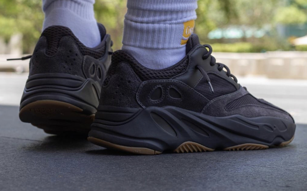 newest ee937 5755a Where To Buy The adidas Yeezy Boost 700 Utility Black This ...