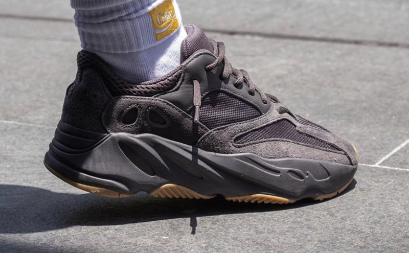 Where To Buy The adidas Yeezy Boost 700 Utility Black This Weekend ...