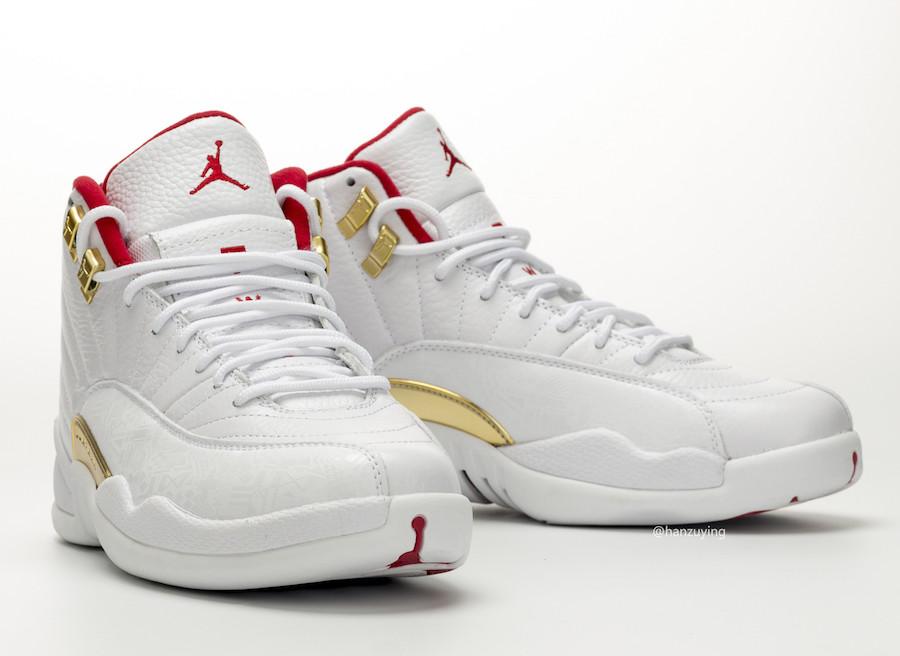uk availability c7381 2cecd Air Jordan 12 FIBA • KicksOnFire.com