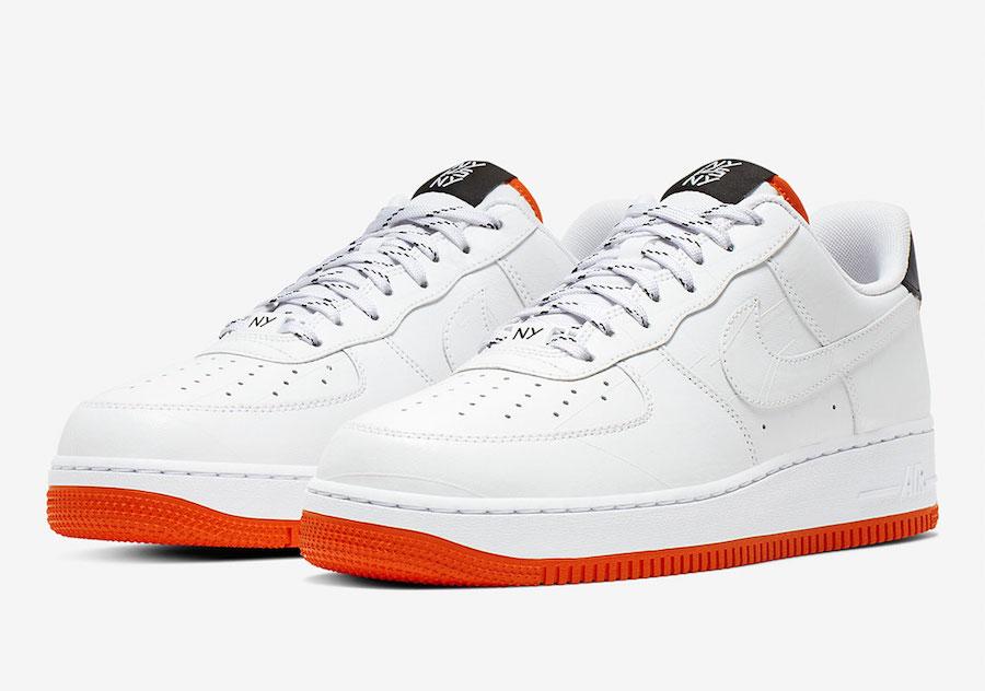 Nike Air Force One City Series SneakerFiles  SneakerFiles