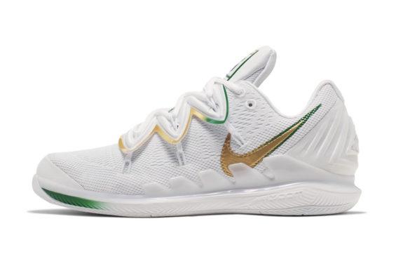 Nike Kyrie 5 x NikeCourt Vapor X 'Wimbledon' Release Date