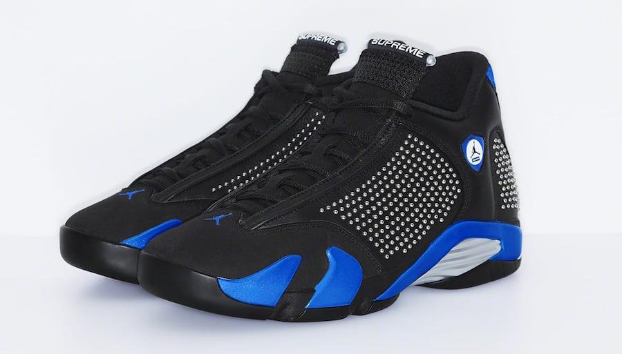 Supreme x Air Jordan 14 Pack