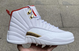 detailed look ed071 18709 Air Jordan 12 FIBA Debuting Next Month