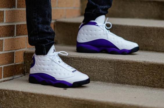 Where To Buy The Air Jordan 13 Lakers