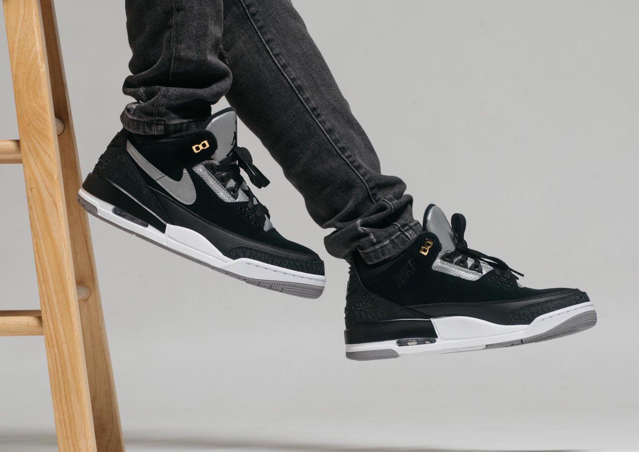 Air Jordan 3 'Tinker' Release Date. Nike SNKRS