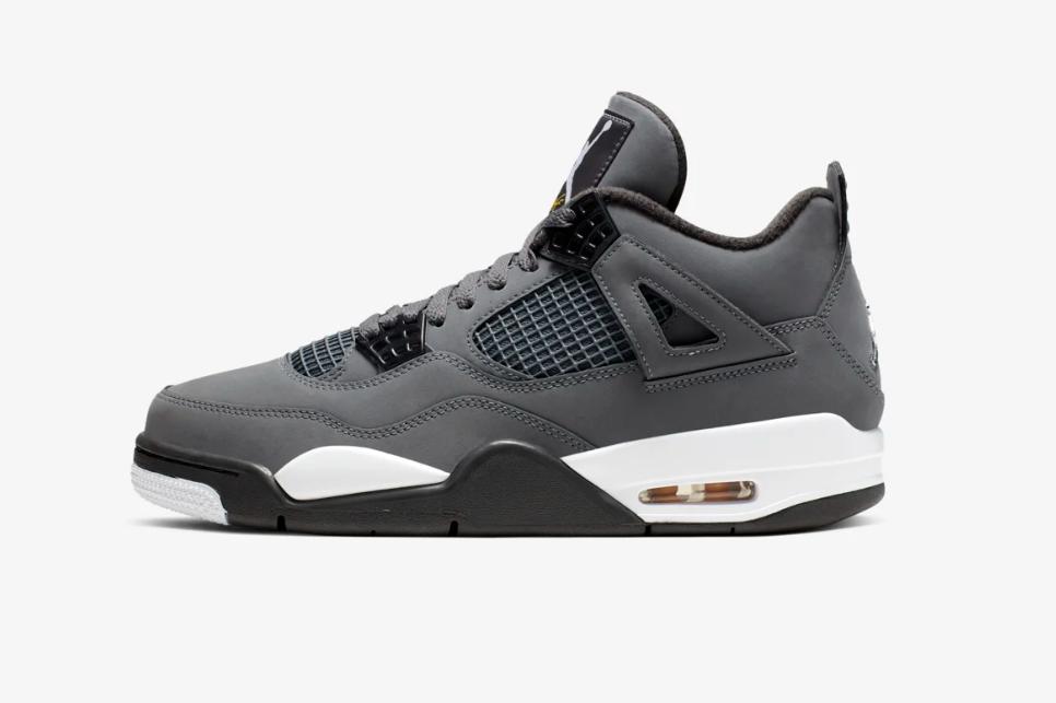 revendeur dccd6 d63fa Air Jordan 4 Cool Grey (2019) • KicksOnFire.com