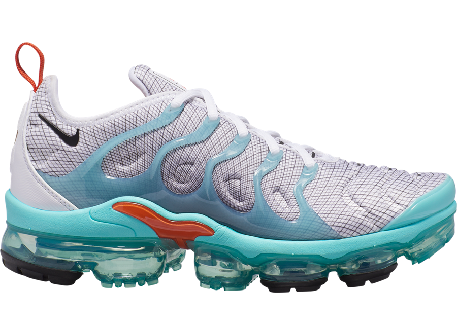 watch 86b97 db2f8 The Nike Air VaporMax Plus Releases In Aurora Green ...