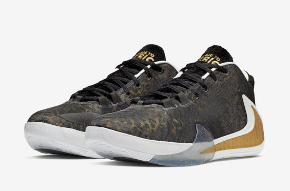 Official Images: Nike Zoom Freak 1 Coming To America