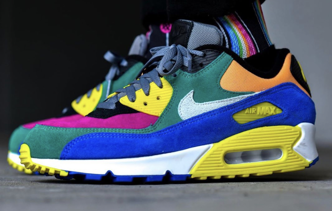 meet d8a37 777ef The Nike Air Max 90 Viotech 2.0 Pays Homage To A Classic ...