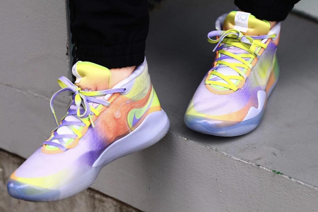 The Nike KD 12 EYBL Is Releasing
